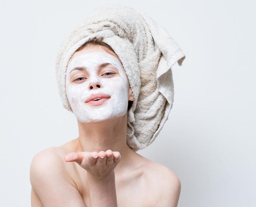 Je r alise mon masque visage bonne mine pour un teint lumineux bc - Masque visage maison bonne mine ...