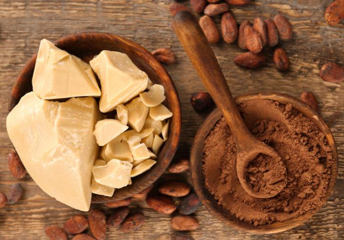 beurre de cacao ou karité