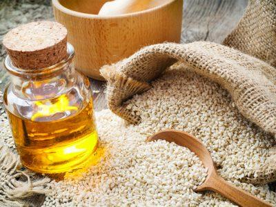 huile végétale de sésame : propriétés santé et beauté