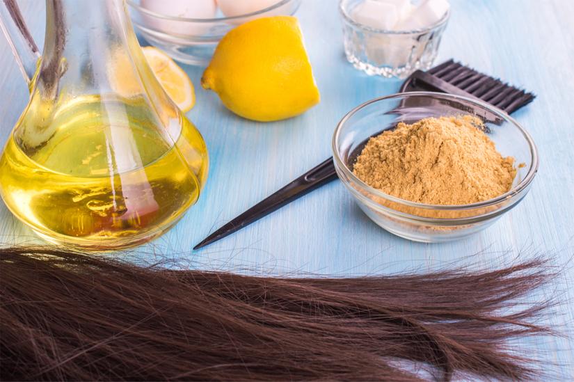 shampoing maison cheveux fins