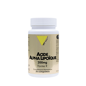 Acide alpha lipoïque vit'all+