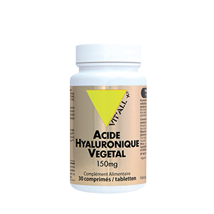 Acide Hyaluronique végétal Vit'all+