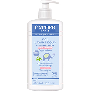 GEL LAVANT DOUX CATTIER