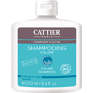 SHAMPOOING VOLUME CATTIER