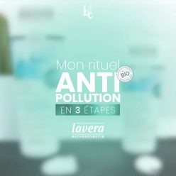 Rituel anti-pollution en 3 étapes