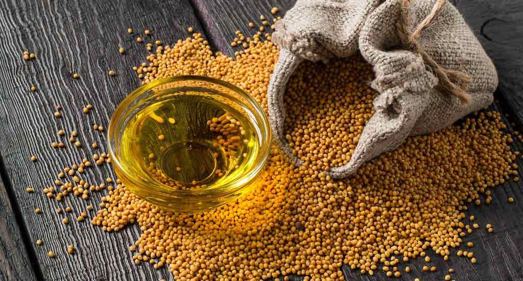 Huile de moutarde : pousse des cheveux et circulation sanguine - BC