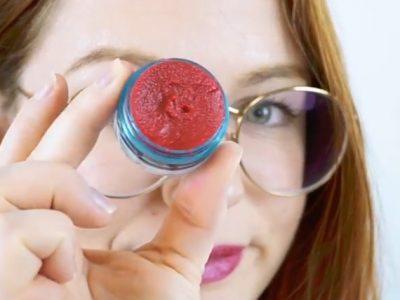 Je réalise mon blush maison pommettes & lèvres - texture crème