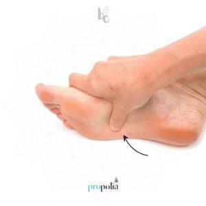 Comment pratiquer l'auto massage des pieds