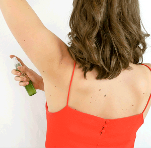 Comment fabriquer un déodorant en spray, efficace et 100% naturel ?