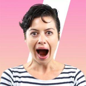 Gym du visage : 5 grimaces anti-rides pour une peau tonique