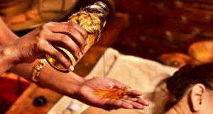 Les meilleures huiles pour un massage anti-stress