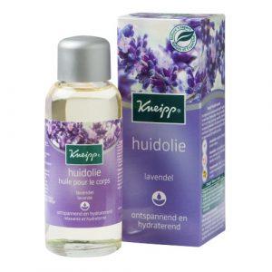 Huile de Massage Relaxante et Hydratante - Lavande - Kneipp