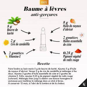 Comment réaliser un baume à lèvres anti-gerçures ? – DIY