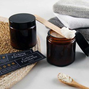 Coscoon, cosmétique maison sur-mesure - Crème fondante au karité pour le corps