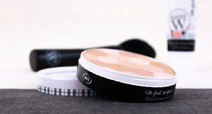 Maquillage naturel et acné : la routine pour un teint parfait avec le maquillage bio Miss W