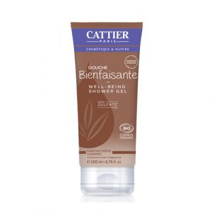 Douche bienfaisante - 0% sulfate - Cattier