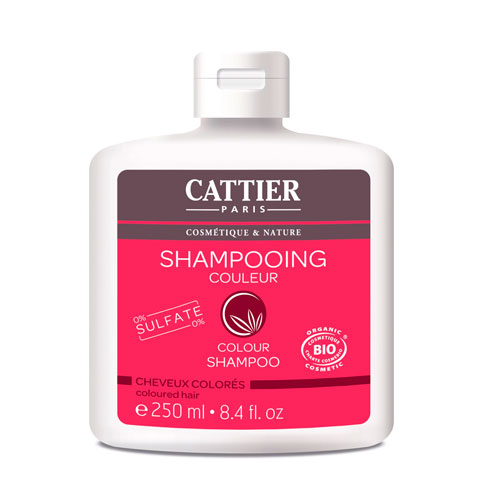 SHAMPOOING COULEUR - 0% SULFATE