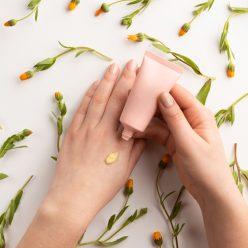 Crèmes pour les mains