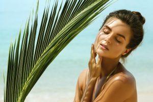 Préparer la peau au soleil