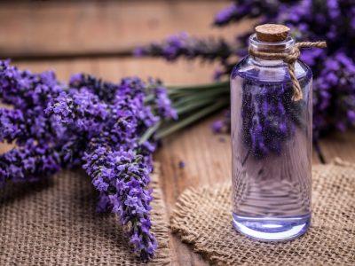Parfum huiles essentielles
